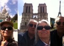 Isabel, la ganadora del concurso ya está en París